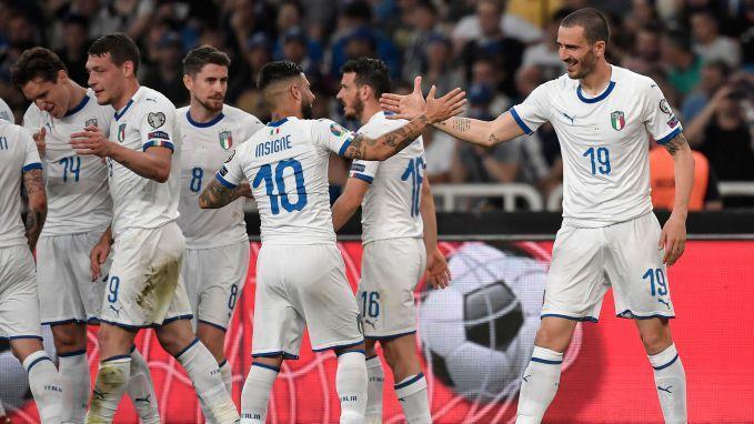 Soi keo nha cai  Bosnia-Herzegovina vs Italia, 16/11/2019 - vong loai EURO 2020