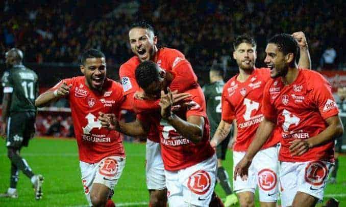 Soi keo nha cai Brest vs Nantes, 23/11/2019 - VDQG Phap [Ligue 1]
