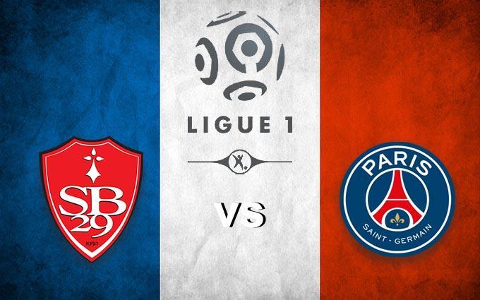 Soi keo nha cai Brest vs PSG, 9/11/2019 – VDQG Phap