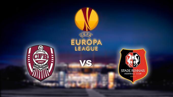 Soi keo nha cai CFR Cluj vs Rennes, 8/11/2019 – Cup C2