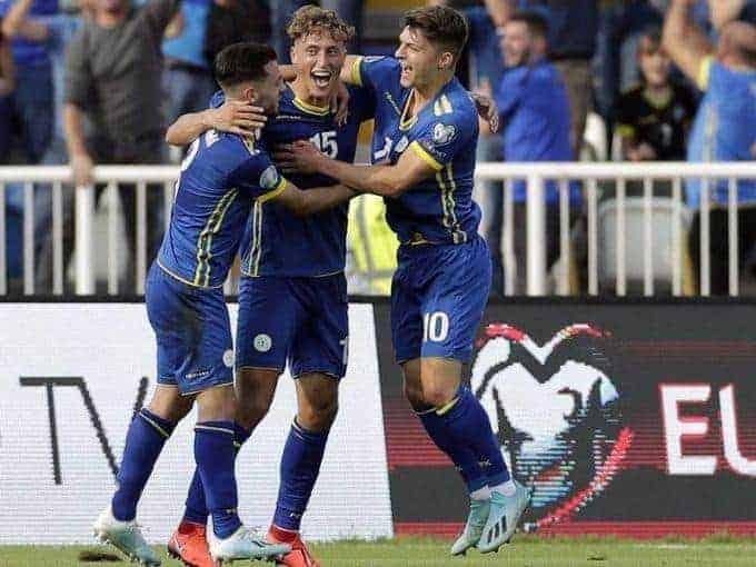 Soi keo nha cai Cong Hoa Sec vs Kosovo, 15/11/2019 - vong loai EURO 2020