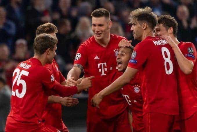 Soi keo nha cai Crvena Zvezda vs Bayern Munich, 27/11/2019 - Cup C1 Chau Au