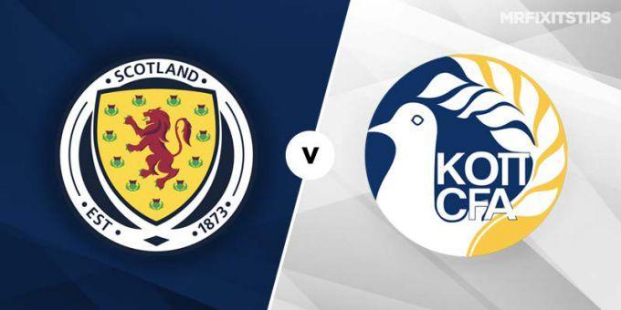 Soi keo nha cai Cyprus vs Scotland, 16/11/2019 - vong loai EURO 2020