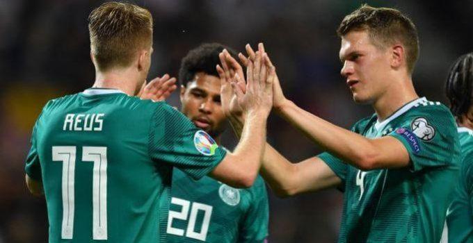 Soi kèo nhà cái Đức vs Belarus, 17/11/2019 - vòng loại EURO 2020