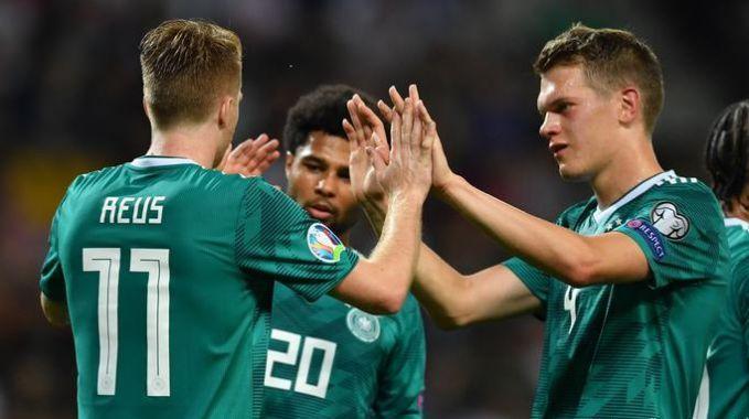 Soi keo nha cai Duc vs Belarus, 17/11/2019 - vong loai EURO 2020