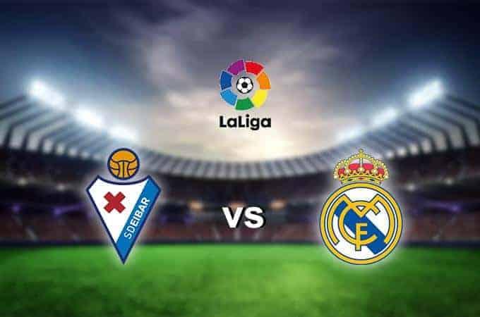 Soi keo nha cai Eibar vs Real Madrid, 10/11/2019 – VDQG Tay Ban Nha