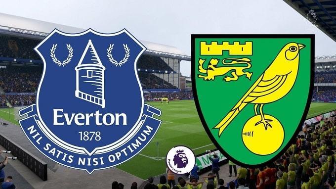 Soi keo nha cai Everton vs Norwich City, 23/11/2019 - Ngoai Hang Anh