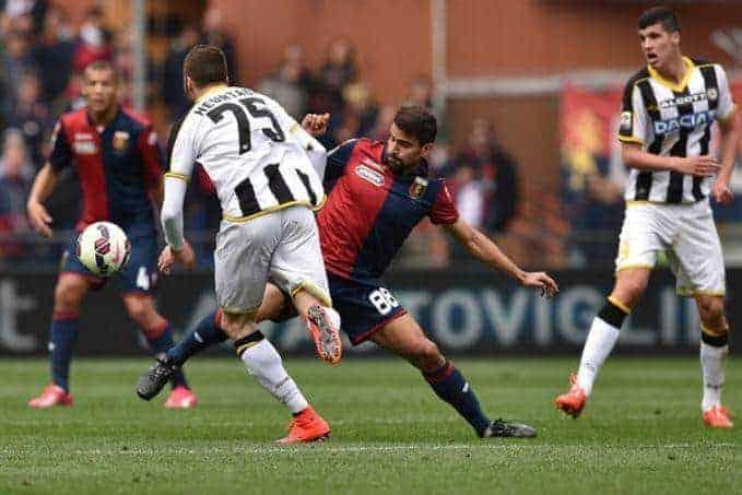 Soi kèo nhà cái Genoa vs Udinese, 3/11/2019 - VĐQG Ý [Serie A]