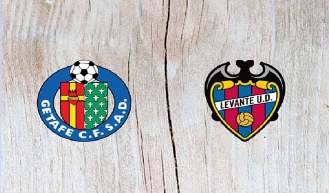 Soi kèo nhà cái Getafe vs Levante, 1/12/2019 - VĐQG Tây Ban Nha