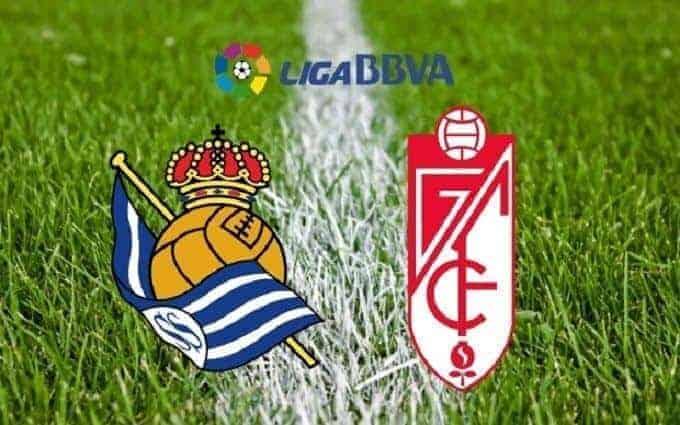 Soi kèo nhà cái Granada vs Real Sociedad, 4/11/2019 - VĐQG Tây Ban Nha