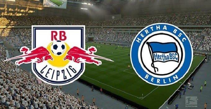 Soi kèo nhà cái Hertha Berlin vs RB Leipzig, 9/11/2019 - Giải VĐQG Đức