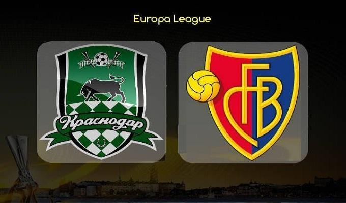 Soi keo nha cai Krasnodar vs Basel, 28/11/2019 - Cup C2 Chau Au