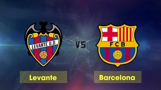 Soi kèo nhà cái Levante vs Barcelona, 2/11/2019 - VĐQG Tây Ban Nha
