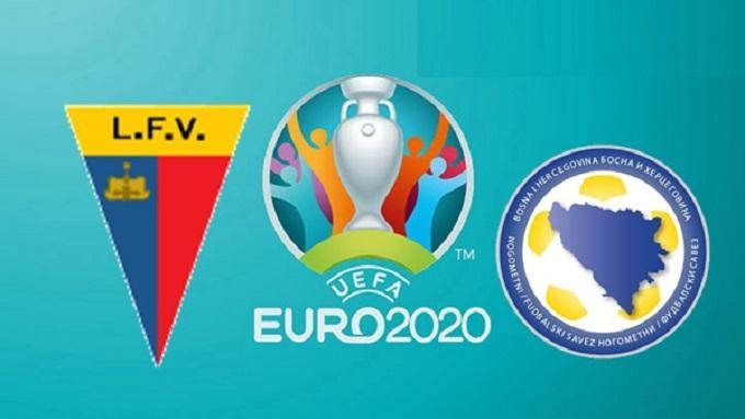 Soi keo nha cai Liechtenstein vs Bosnia-Herzegovina, 19/11/2019 - vong loai EURO 2020