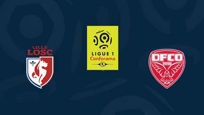 Soi keo nha cai Lille vs Dijon, 30/11/2019 - VDQG Phap [Ligue 1]