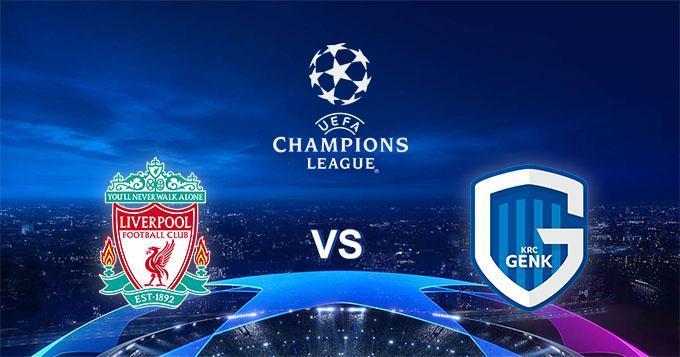 Soi kèo nhà cái Liverpool vs Genk, 6/11/2019 – Cúp C1 Châu Âu