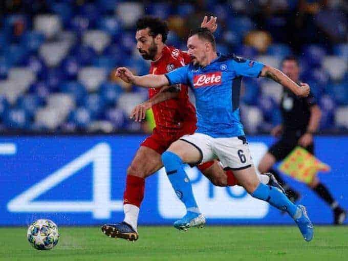 Soi keo nha cai Liverpool vs Napoli, 28/11/2019 - Cup C1 Chau Au