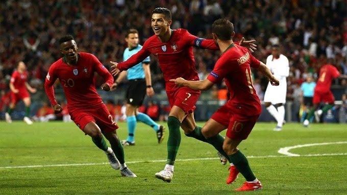 Soi keo nha cai Luxembourg vs Bo Dao Nha, 17/11/2019 - vong loai EURO 2020