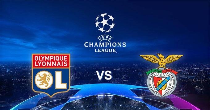 Soi keo nha cai Lyon vs Benfica, 6/11/2019 – Cup C1