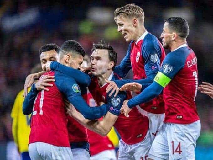 Soi keo nha cai Malta vs Na Uy, 19/11/2019 – Vong loai Euro 2020