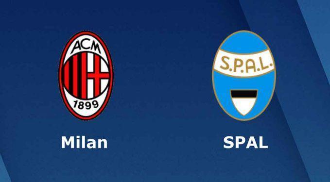 Soi keo nha cai Milan vs SPAL, 1/11/2019 - VDQG Y [Serie A]