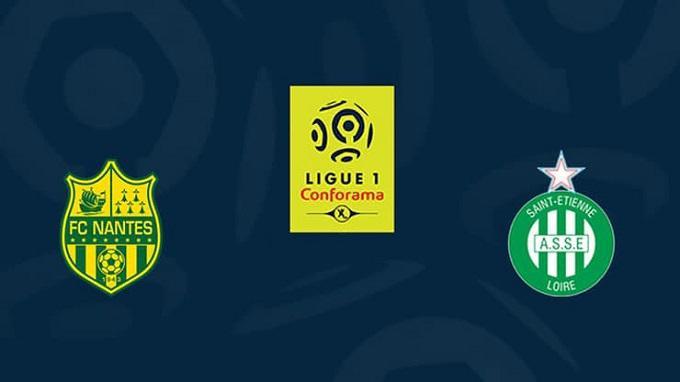 Soi keo nha cai Nantes vs Saint-Etienne, 10/11/2019 - VDQG Phap [Ligue 1]