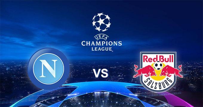 Soi kèo nhà cái Napoli vs Salzburg, 6/11/2019 – Cúp C1 Châu Âu