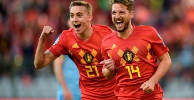 Soi kèo nhà cái Nga vs Bỉ, 17/11/2019 - vòng loại EURO 2020