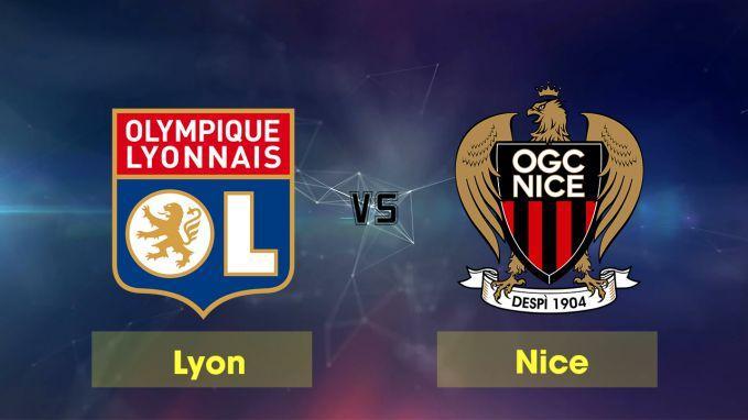 Soi keo nha cai Olympique Lyonnais vs Nice, 23/11/2019 - VDQG Phap [Ligue 1]