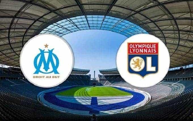 Soi keo nha cai Olympique Marseille vs Olympique Lyonnais, 11/11/2019 - VDQG Phap