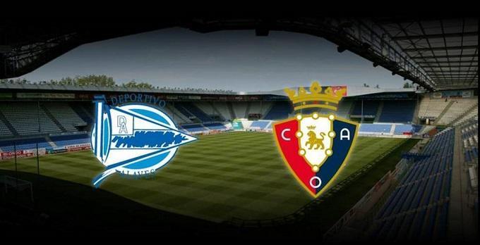 Soi kèo nhà cái Osasuna vs Deportivo Alavés, 3/11/2019 - VĐQG Tây Ban Nha