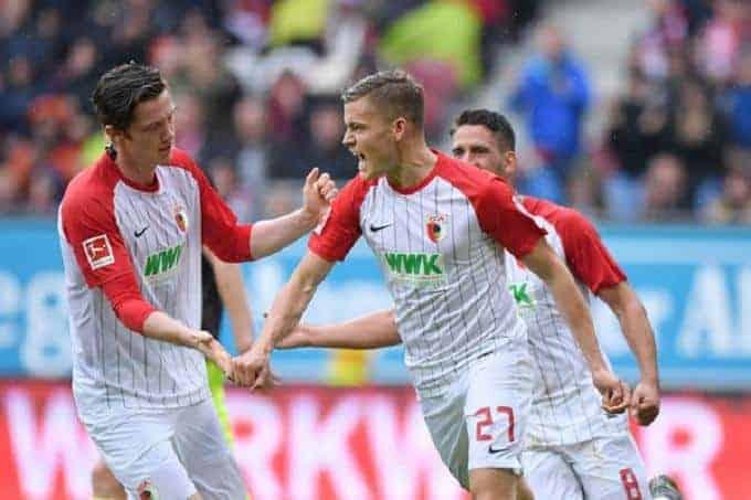 Soi keo nha cai Paderborn vs Augsburg, 9/11/2019 - Giai VDQG Duc