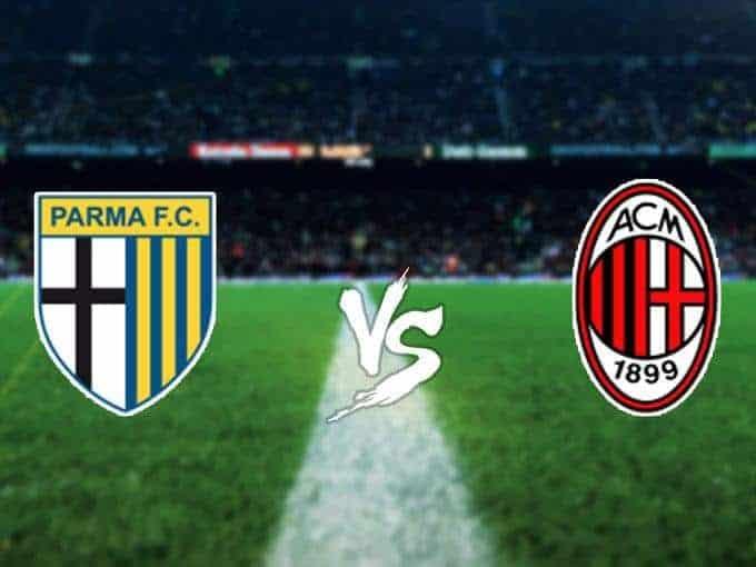 Soi keo nha cai Parma vs Milan, 1/12/2019 - VDQG Y [Serie A]
