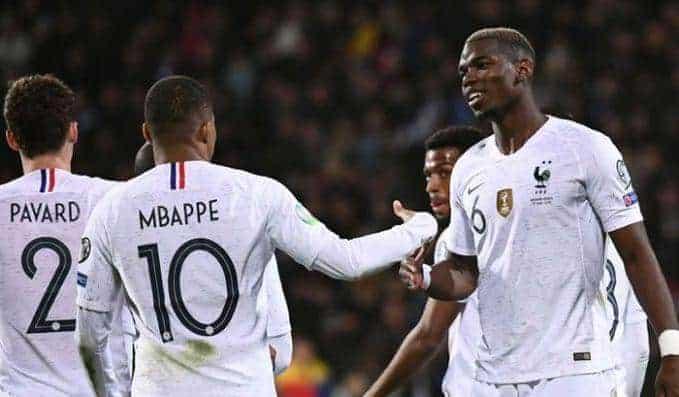 Soi keo nha cai Phap vs Moldova, 15/11/2019 - vong loai EURO 2020