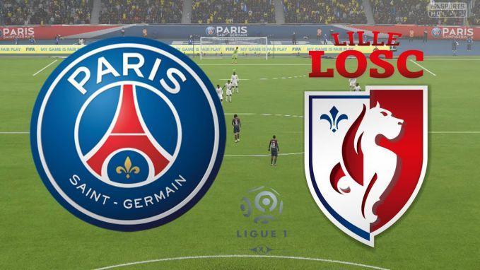 Soi keo nha cai PSG vs Lille, 23/11/2019 - VDQG Phap [Ligue 1]