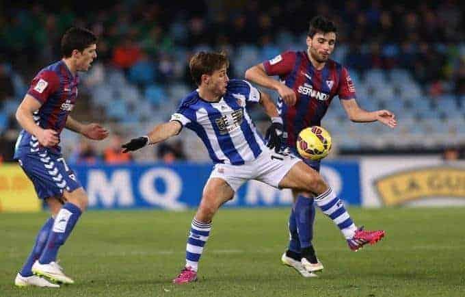 Soi kèo nhà cái Real Sociedad vs Eibar, 1/12/2019 - VĐQG Tây Ban Nha