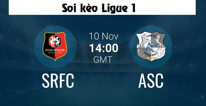 Soi kèo nhà cái Rennes vs Amiens, 10/11/2019 - VĐQG Pháp [Ligue 1]
