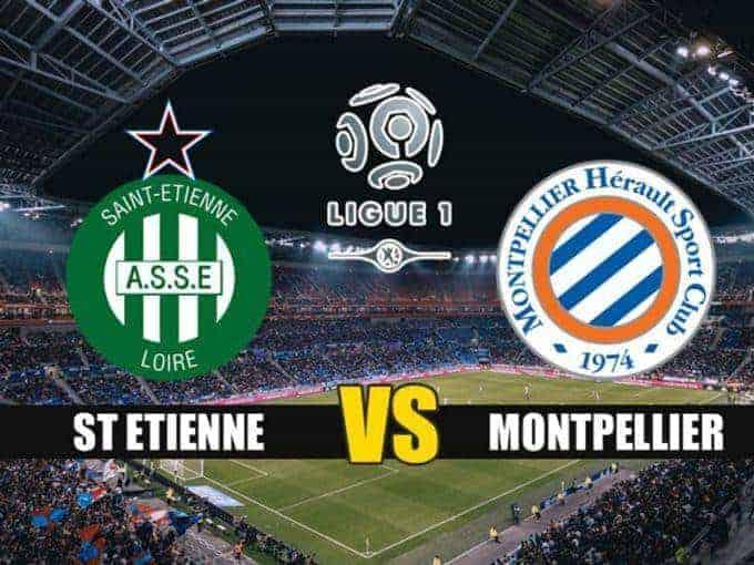 Soi keo nha cai Saint-Etienne vs Montpellier, 23/11/2019 - VDQG Phap [Ligue 1]