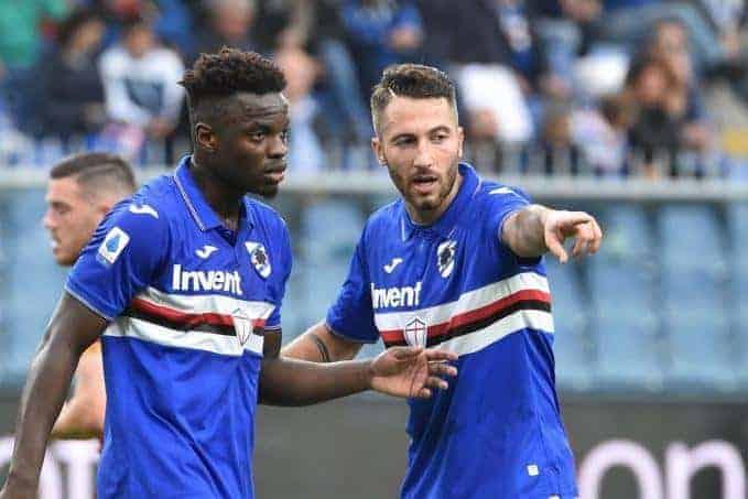 Soi kèo nhà cái Sampdoria vs Lecce, 31/10/2019 - VĐQG Ý [Serie A]