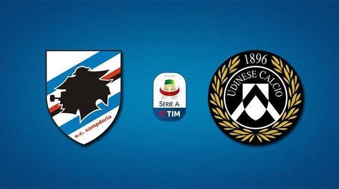 Soi keo nha cai Sampdoria vs Udinese, 25/11/2019 - VDQG Y [Serie A]