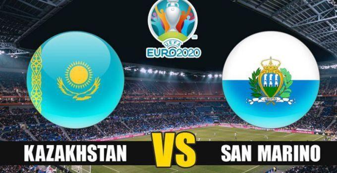 Soi kèo nhà cái San Marino vs Kazakhstan, 17/11/2019 - vòng loại EURO 2020