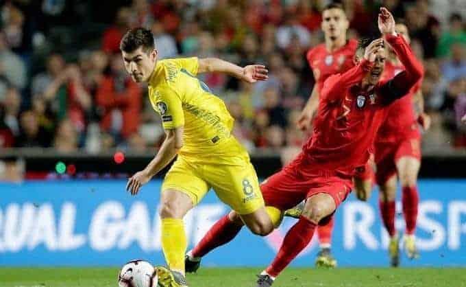 Soi keo nha cai Serbia vs Ukraine, 17/11/2019 - vong loai EURO 2020