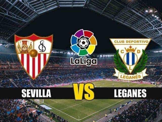 Soi kèo nhà cái Sevilla vs Leganes, 1/12/2019 - VĐQG Tây Ban Nha