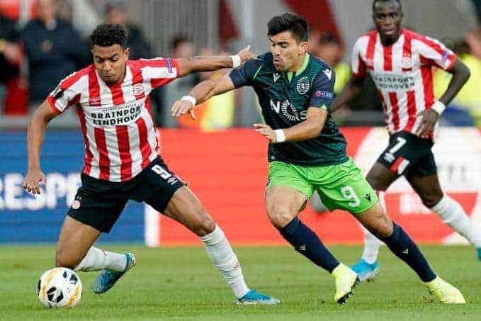 Soi keo nha cai Sporting CP vs PSV, 29/11/2019 - Cup C2 Chau Au