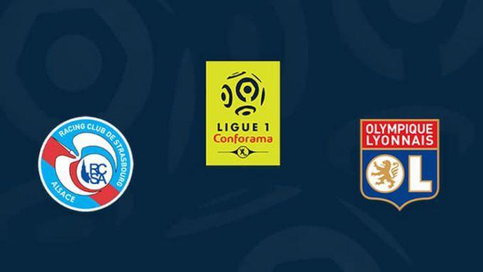 Soi keo nha cai Strasbourg vs Olympique Lyonnais, 30/11/2019 - VDQG Phap [Ligue 1]