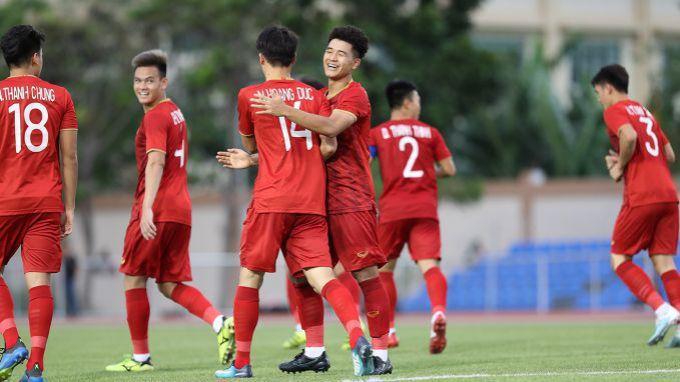 Soi kèo nhà cái U22 Việt Nam vs U22 Lào, 28/11/2019 - SEA Games 30