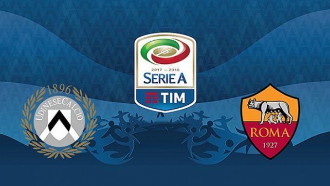 Soi keo nha cai Udinese vs Roma, 31/10/2019 - VDQG Y [Serie A]