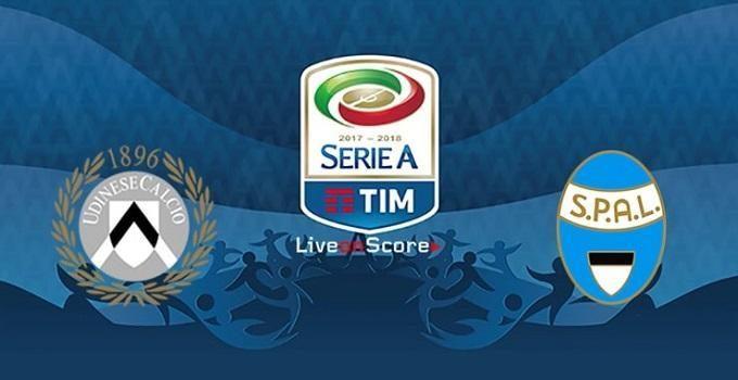 Soi kèo nhà cái Udinese vs SPAL, 10/11/2019 – VĐQG Ý (Serie A)