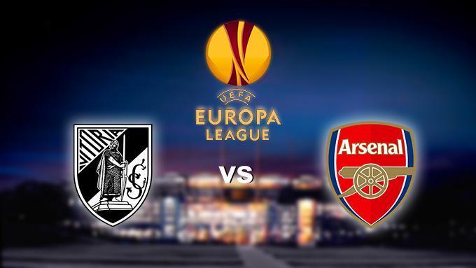 Soi keo nha cai Vitoria Guimaraes vs Arsenal, 6/11/2019 – Cup C2