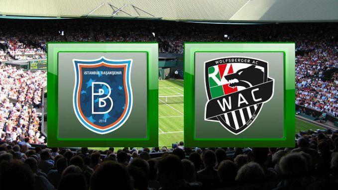Soi keo nha cai Wolfsberger AC vs Istanbul Basaksehir, 8/11/2019 - Cup C2